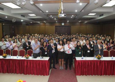 Buổi họp Tổng kết của 1 phòng trong Công ty