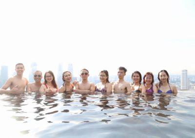 Bể bơi Marina Bay Sands_2